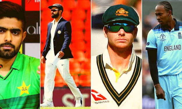 Surprising Salaries Of All The International Captains In World Cricket