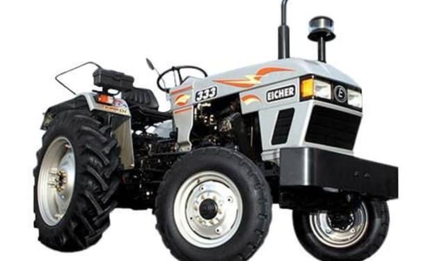 Eicher tractor details