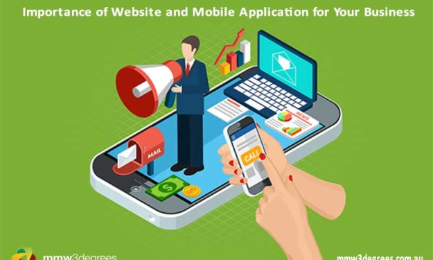 The Importance of Website and App Build for Your Business Marketing Strategy