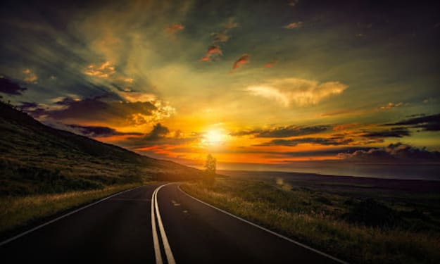 The long road of an self publishing author