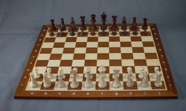 The Formula for Playing a Chess Tournament