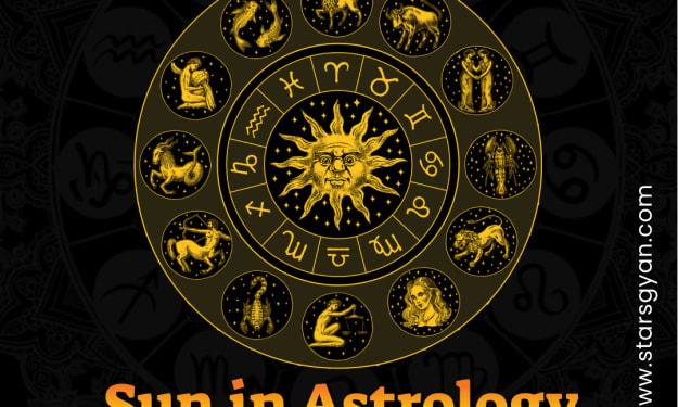 Sun effects in astrology