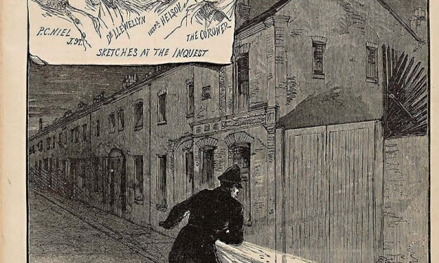 The Real Mystery of Jack the Ripper