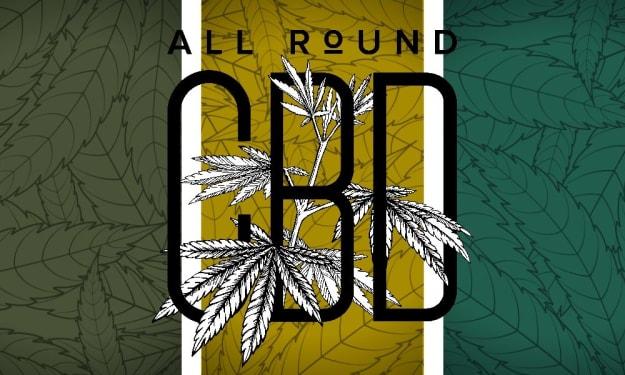 Get your all natural, organic dose of CBD at allroundcbd.co.uk