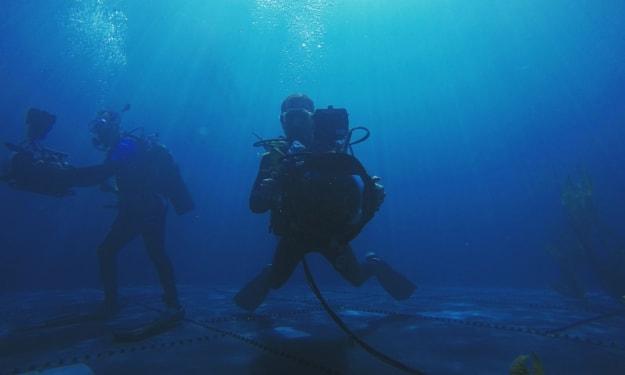 Shooting Underwater on an Indie Budget