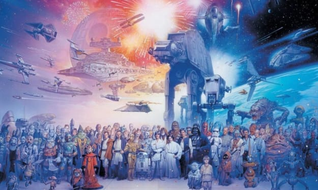 Star Wars Legends vs. Canon. Who Did Better?