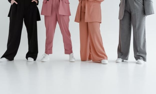 Be the Professional You Are-Formal Pant Suits for Women