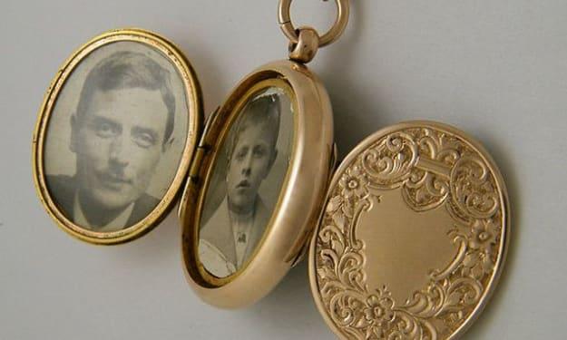 The lost locket