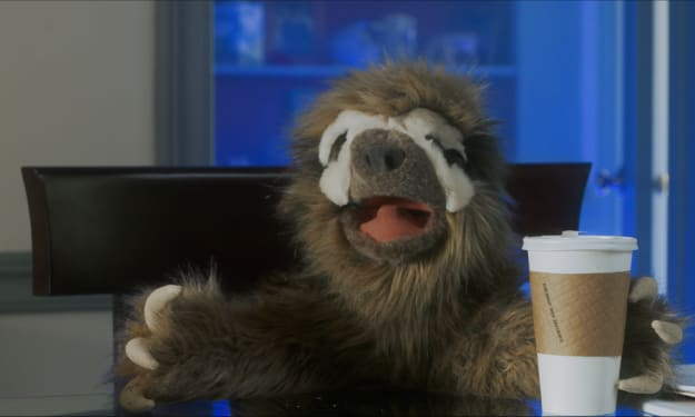 Movie Review: 'Songs for a Sloth' is a Sweet Comedy About Grief and a Sloth Puppet