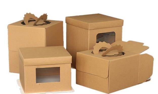Get Custom Cake Boxes Wholesale at GoToBoxes