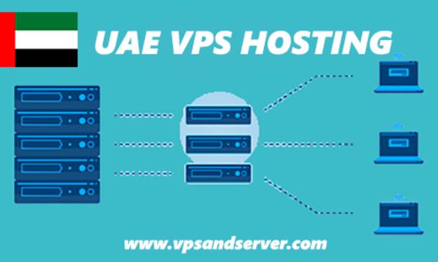 VPS Hosting In UAE