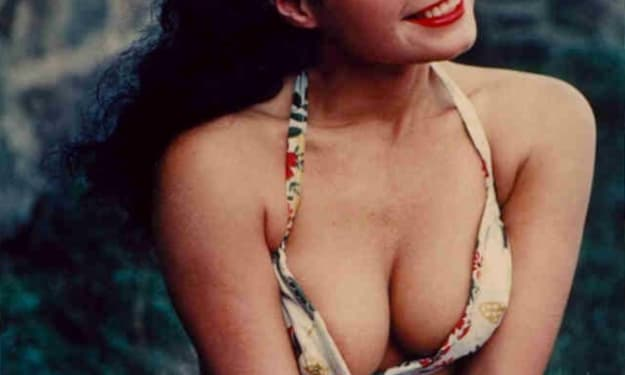 Bettie Page: Psychosis, Assault, and Attempted Murder