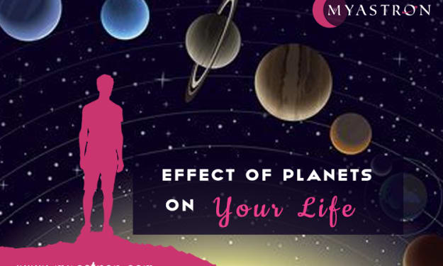 Horoscope Prediction: Effect of Planets on Your Life