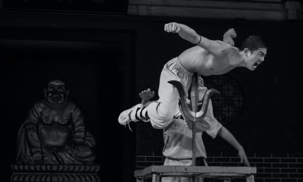 10 Actual Practices Of The Shaolin That Will Blow Your Mind