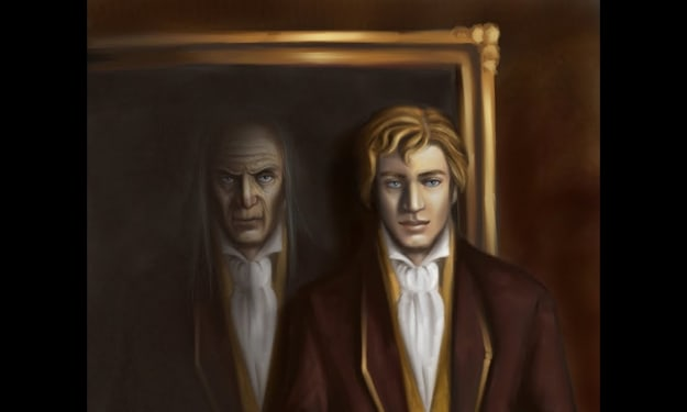 """""""The Picture of Dorian Gray"""" and Immorality"""