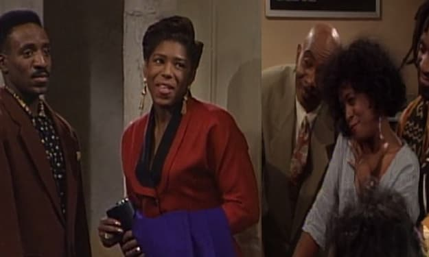 Michael Ralph portrayed numerous characters on 'A Different World'