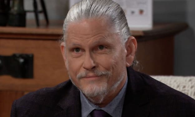 Jeff Kober is out as Cyrus on 'General Hospital'