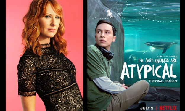 """Talking With: Wendy Braun from """"Atypical"""""""