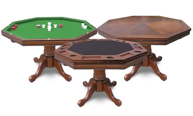 Choosing A Hexagon Poker Table Set for your home