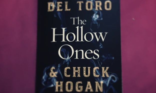"""Book Review: """"The Hollow Ones"""" by Guillermo Del Toro and Chuck Hogan"""