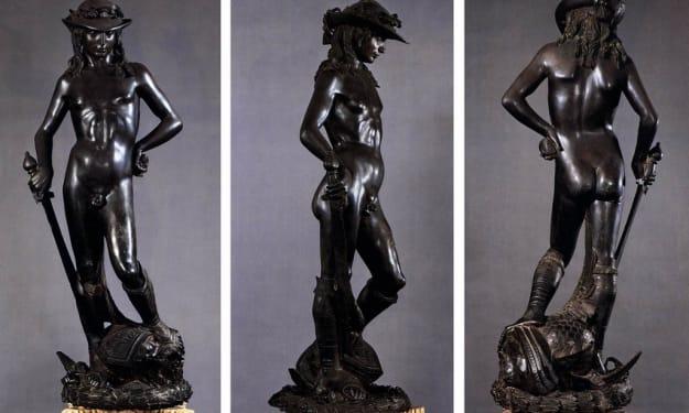 Donatello's statue of David