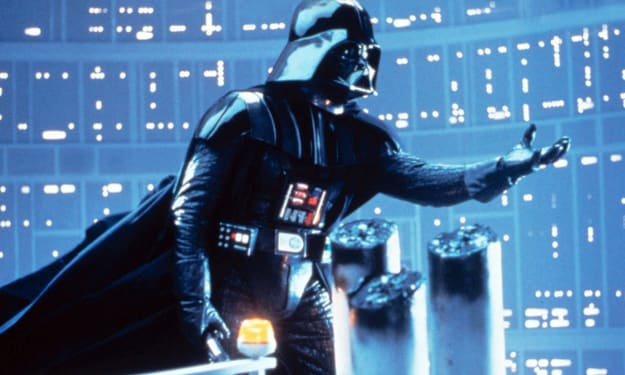 We Bet You Didn't Know That Darth Vader Has An Apprentice Who Is Canon