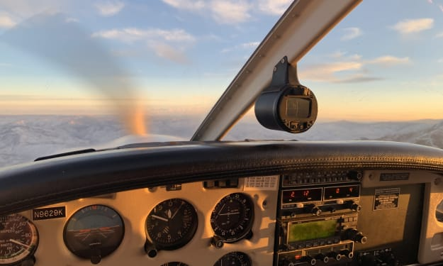 So You Want to Be a Pilot.