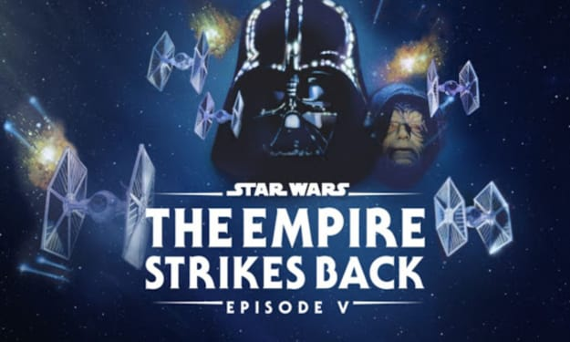 'The Empire Strikes Back' Is The Best 'Star Wars' Movie And Here's Why