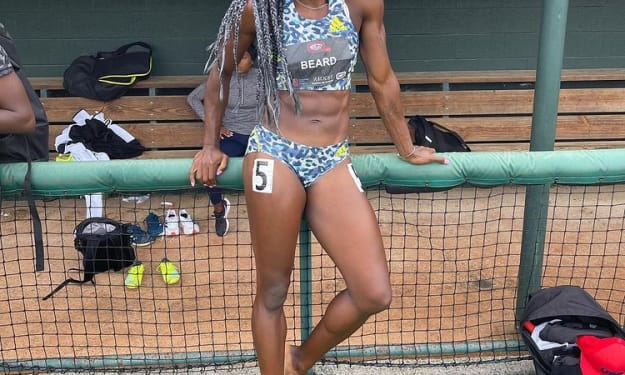 Track & Field 2k21: Olympic Trials, The 400 Meters