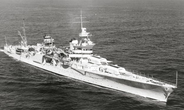 USS Indianapolis Heroes
