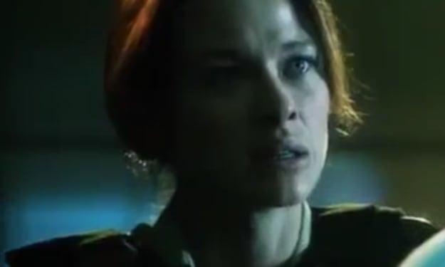 Villainess Review:  Lt. Debra Hughes (CSI)