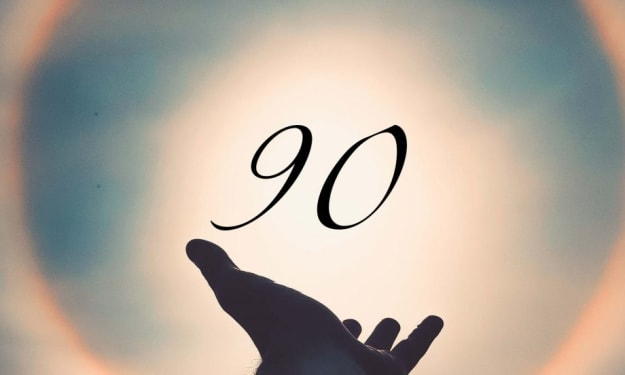 90 ANGEL NUMBER | 90 Meaning | Seeing Angel Number 90