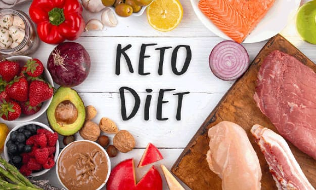 Ketogenic diet to lose weight