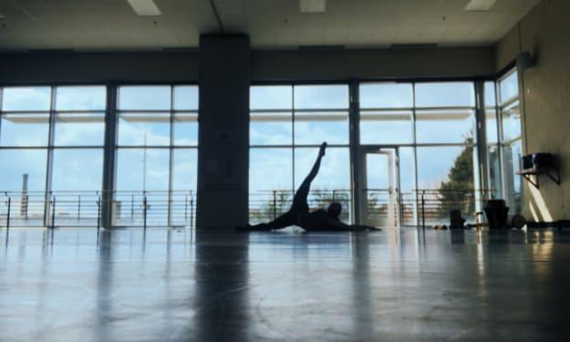 I shouldn't be a dancer