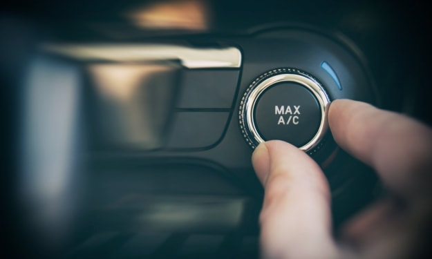 How to handle a malfunctioning car ac the correct way