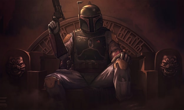 Why This Iconic 'Star Wars' Hero Should Be The Antagonist Of 'The Book of Boba Fett'