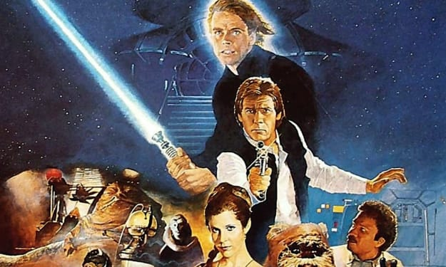 'Return Of The Jedi' Is The Best 'Star Wars' Movie, And Here's Why