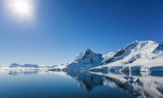 Earth Has Just Been Gifted It's Fifth ocean and it's around Antarctica