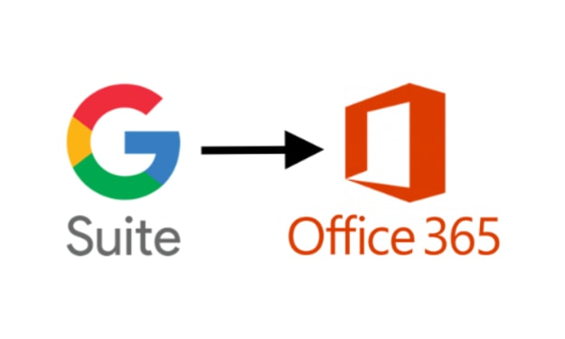 Best Program for Switching from G Suite to Microsoft 365