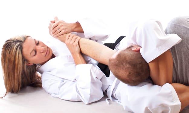 Why Brazilian Jiu-Jitsu is Great for Women
