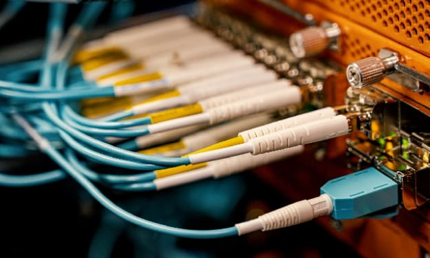 Learn all you can about optical fiber, whether it be for home, office, or ship.