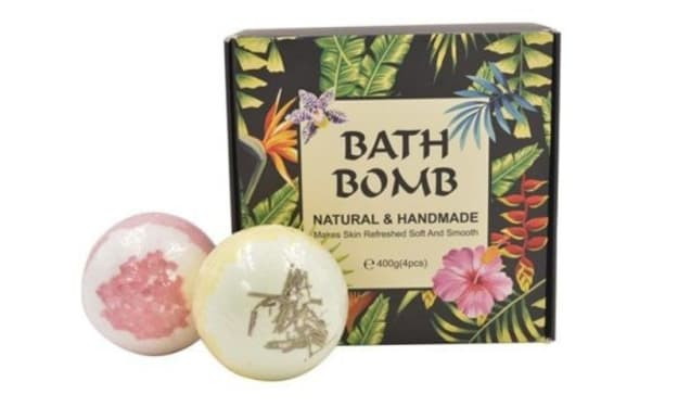 Get 20% Discount on Custom Bath Bomb Boxes at Cheap Rates