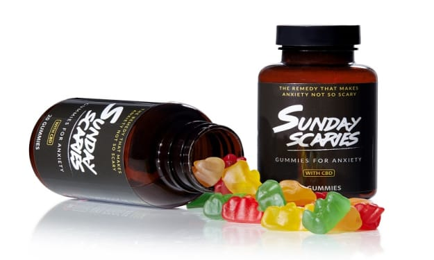 Sunday Scaries CBD Gummies Review