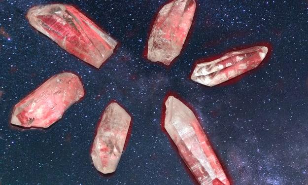 How To Clear a Crystal Aura