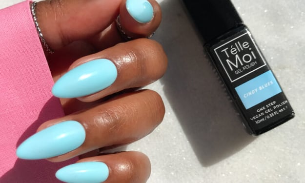 Black-owned and Changing the Game-UK Edition: Telle Moi-Indie Nail Polish Brand