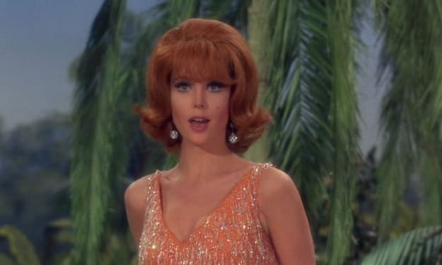 Ginger Grant's various portrayers on 'Gilligan's Island'