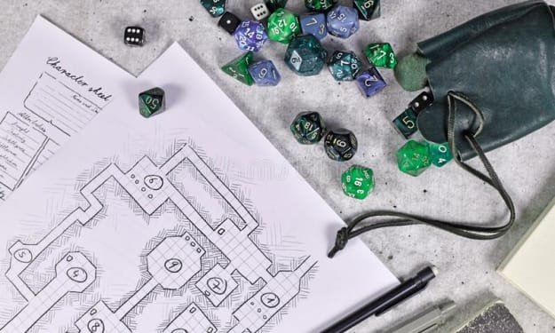 So You Want to Play D&D, Part 2