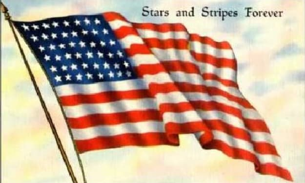In Praise of the Stars and Stripes