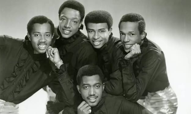 Paul Williams last years with  The Temptations