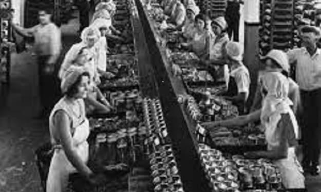 Food Production Life